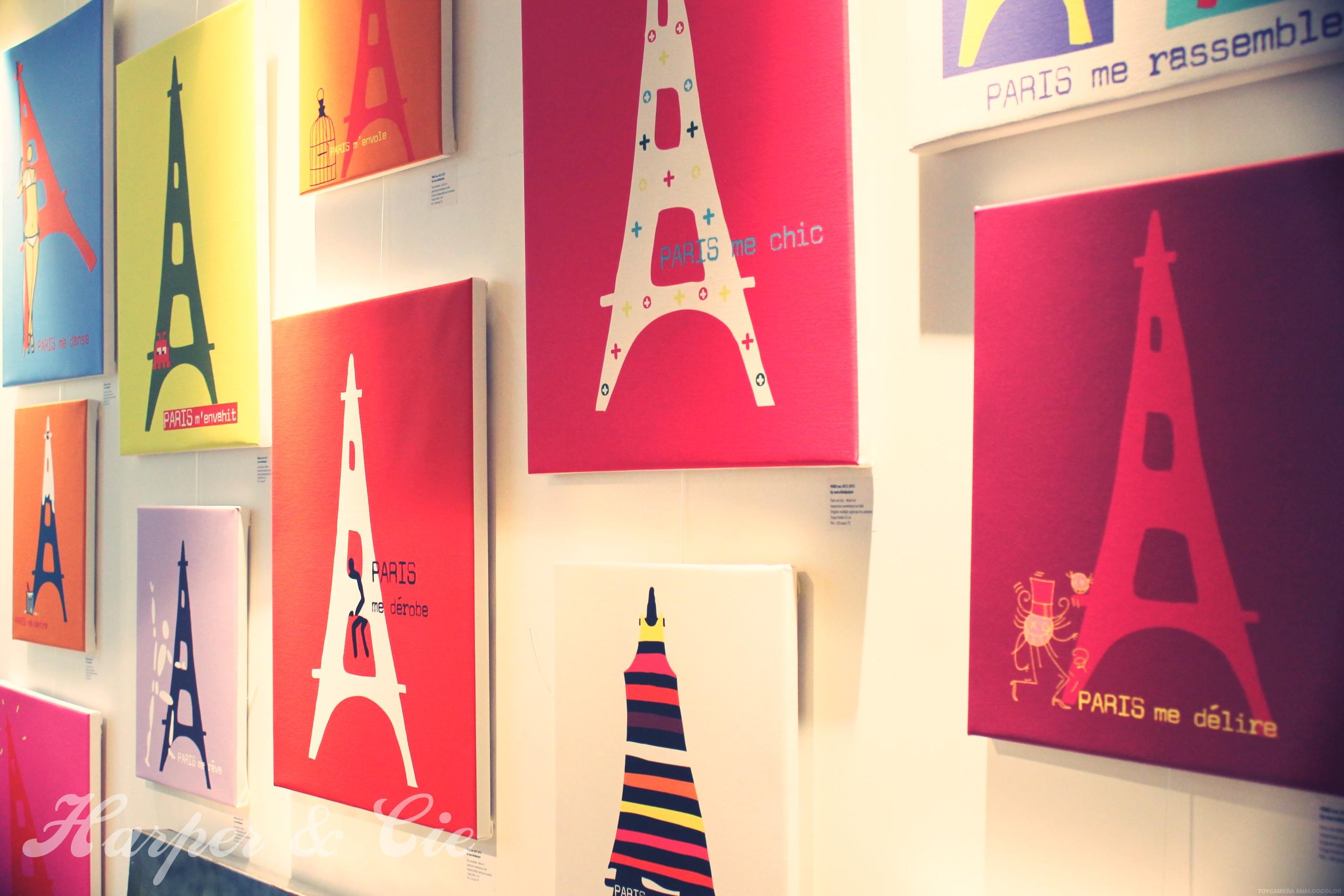 Paris, je t' ♥ !