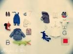 Collection Zara bébé Automne/Hiver 2012